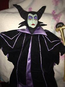 "Disney Plush Maleficent 20"" Doll Plush New with Tags Disneyland"