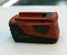 Hilti Cpc B18 52ah Li Ion 216v Cordless Rechargeable Genuine Battery Pack