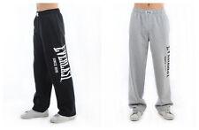 Everlast Men Gym Track Pants Tracksuit Fleece Jogging Work Out Boxing Size S-XXL