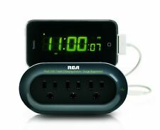 Travel Charging Station/Surge Protector w/Device Cradle for Tablet PC,Cell Phone