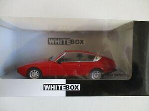 MINIATURE MATRA SIMCA BAGHERA 1974 WHITEBOX 1/24 ROUGE