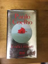 LIBRO UNDICI MINUTI PAULO COELHO BOMPIANI 2006