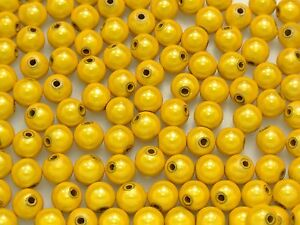 200 Pcs 3D Illusion Acrylic Miracle Round beads 8mm Spacer Color for Choice