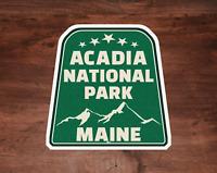 "Acadia National Park Decal Sticker Vinyl 3.25/"" x 2.75/"" Maine Laptop Bumper"