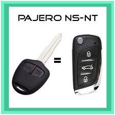 Mitsubishi Pajero Remote Key 2007-2015