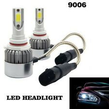 2x 9006 HB4 LED Headlight Bulbs Kit Low Beam 6000K  8000LM kit Fog Light DRL