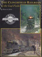 The CLINCHFIELD Railroad in the Coal Fields -- (NEW BOOK)
