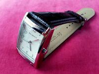 BERGMANN 1922 Herren  Armbanduhr / Uhr mit Quarzwerk / Kroko -watch.ag