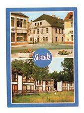 Poland - Sieradz - Multiview Postcard