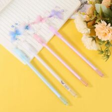 Cute Butterfly Pendant Neutral Pens Kawaii Crystal Gel Pen School Office Gifts