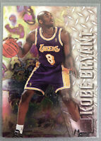 1996-97 Fleer Metal Kobe Bryant Rookie #181 NM-MT Los Angeles Lakers