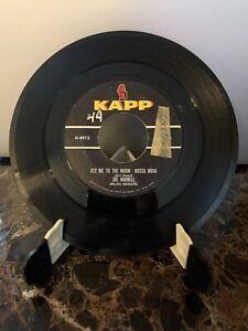 Joe Harnell Fly Me To The Moon Bossa Nova Harlem Nocturne Kapp Records Sinatra