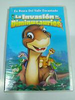 IN Ricerca Del Valle Incantato Invasion de los Diminusaurios - DVD