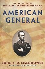 American General: The Life and Times of William Tecumseh Sherman...NEW Hardcover
