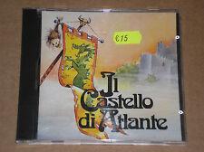 IL CASTELLO DI ATLANTE - SONO IO IL SIGNORE DELLE TERRE...- CD COME NUOVO (MINT)