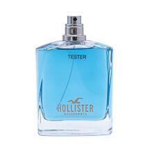Hollister Wave by Hollister 3.4 oz EDT Cologne for Men Brand New Tester