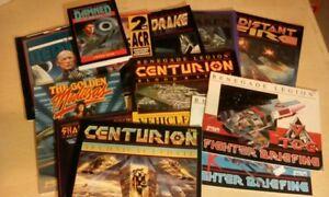 The Renegade Legion 11 Book bundle