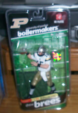 MCFARLANE NCAA COLLEGE 2 DREW BREES VARIANT CHASE CL PURDUE SAINTS FIGURE