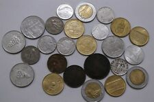 ITALY OLD COINS LOT WITH COMMEMORATIVE'S B30 XA20