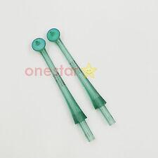 2Pcs for Philips Sonicare AirFloss HX8181 HX8240 HX8241 Oral Irrigator Nozzle