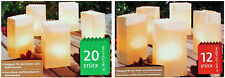 TOP Leuchttüten für Innen und Außen Papier Lichttüten Candle Bags