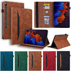 For Samsung Galaxy Tab A A7 S7 T290 T500 T870 Tablet Folding Stand Case Cover