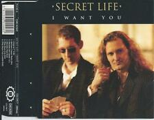 SECRET LIFE - I want you CDM 6TR House (CNR) 1994 HOLLAND