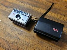 Vintage Camera Kodak Instamatic 104 Film Camera Photography Equipment 35 ☆