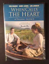 Hallmark Channel: When Calls the Heart: A Telling Silence DVD 2014 Erin Krakow