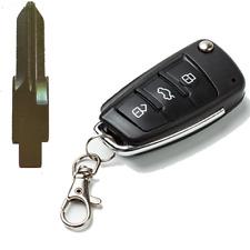 JOM 7160 Klappschlüssel-Fernbedienung+Schlüsselrohling für  Dacia  und Renault