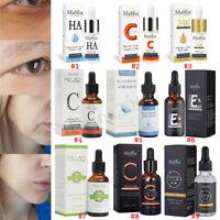 Mabox Hyaluronique Vitamine C E Sérum éclaircissant Anti-âge Hydratant Visage