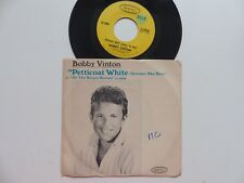 BOBBY VINTON Petticoat white EPIC 5-10048 USA Press Discotheque RTL