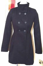 Zara Polyester Patternless Outdoor Coats & Jackets for Women