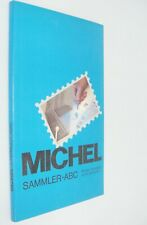Michel Sammler ABC German Handbook for Beginning Stamp Collectors 1974
