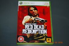 Red Dead Redemption Xbox 360 UK PAL PLAYABLE ON Xbox ONE