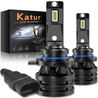 200W 30000LM 9012 HIR2 LED Ampoule Voiture Feux Lampe Kit Phare Xenon Blanc 6K