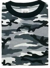 T-shirt Camuflaje BW Ejército Tarn Urban talla xxl bajo camisa nuevo