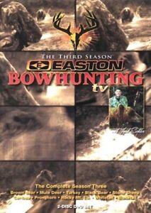 EASTON - Bow hunting TV - DVD Season 3 - Bowhunting DVD - USA