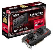 Componente PC ASUS grafica Ex-rx570-o4g