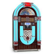[OCCASION] JUKEBOX RETRO MAJESTIC JB-3710TT JUKE BOX RADIO PLATINE VINYLE LECTEU