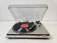 Technics FG Servo Turntable System SL-BD1 With Audio-Technica AT221EP Cartridge