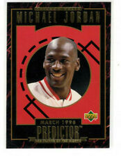1995-96 Upper Deck Predictor Michael Jordan #R4 NBA Player of the Month