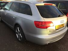 "2008 AUDI A6 AVANT 2.0 TDI S-LINE  LEATHER, 18"" ALLOYS, NAV, 15 SERVICES, MINT!"