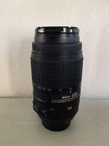 Nikon Nikkor 55-300mm f/4.5-5.6 VR AF-S ED Lens