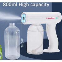 Handheld USB Nano Sanitizer Spray Sprayer Cordless Disinfectant Gun Machine
