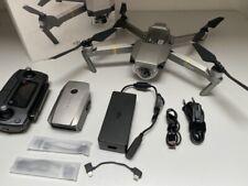 DJI Mavic Pro Platinum Drohne Quadrokopter - 4K Kamera