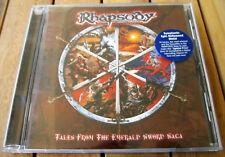 RHAPSODY - Tales From The Emerald Sword (Best Of) (2004)