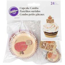Cupcake Combo Pack-Fresh Baked 24/Pkg