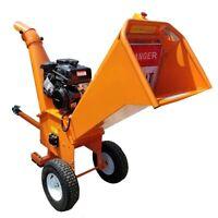 "Wood Chipper Shredder - Gas - 14 HP Kohler Engine - 5.75"" Chip Dia - Tow Behind"