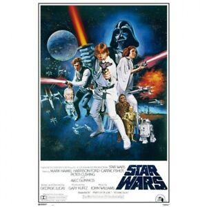 Star Wars Classic Maxi Film Poster Plakat 61 x 91,5 cm